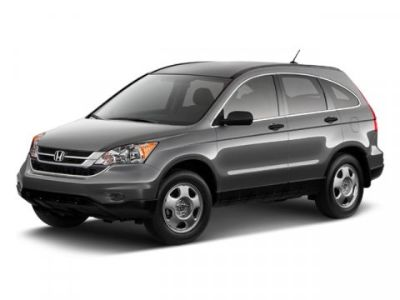 2010 Honda CR-V LX (Gray)