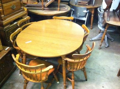 Dinning Tables (4610 Gholson Rd.)