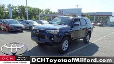 2016 Toyota 4Runner SR5 (NAUTICAL BLUE PEARL)
