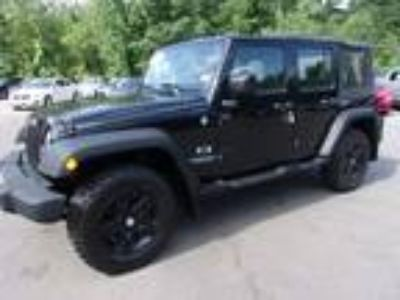 Used 2009 Jeep Wrangler Unlimited in Londonderry, NH