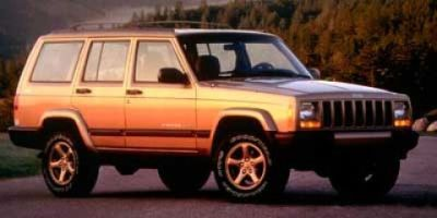 1999 Jeep Cherokee Sport (Champagne)