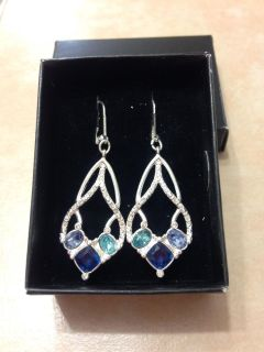 Avon's Entwined Shimmer EarRing's