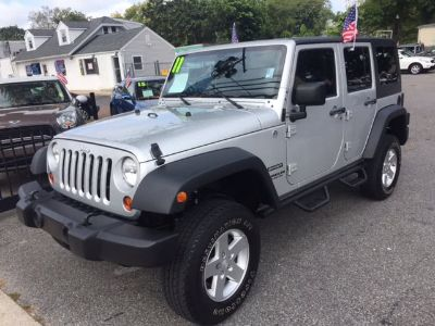 $17,500, Silver 2011 Jeep Wrangler Unlimited $17,500.00 | Call: (888) 282-0047