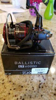 Daiwa Ballistic LT 6000D NIB