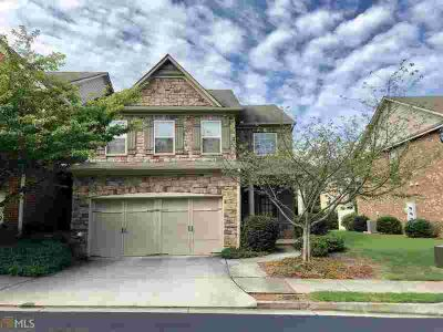 3486 Flycatcher Way Duluth Four BR, End unit, Master on main