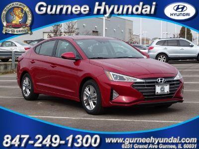 2019 Hyundai Elantra Value Edition (Scarlet Red)