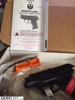 For Sale: NIB RUGER LC9S