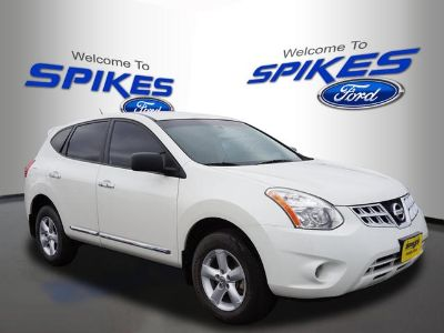 2012 Nissan Rogue S