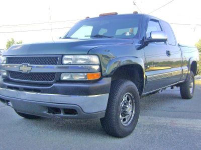 2001 Chevrolet Silverado 2500HD Ext Cab As is Mechanic's Special