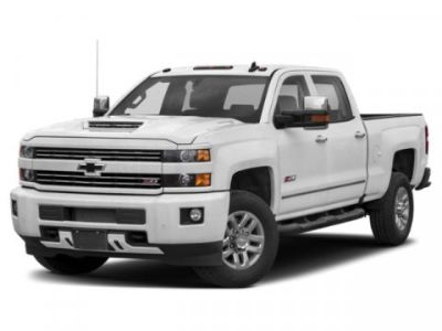 2019 Chevrolet Silverado 3500HD Work Truck (Summit White)