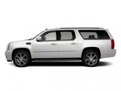 2013 Cadillac Escalade ESV Platinum Edition (White Diamond Tricoat)