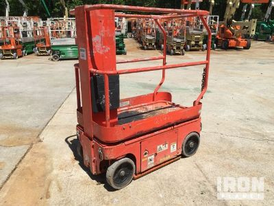 2006 Snorkel TM12 Vertical Mast Lift