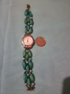 Turquoise Legacy watch