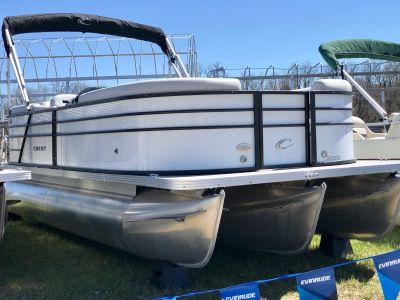 2019 Crest I 220 SLC Pontoon Boats Edgerton, WI