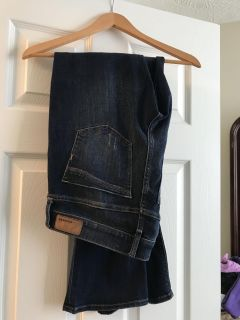 Express~ barely boot jeans