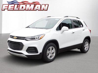2018 Chevrolet Trax LT (summit white)
