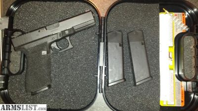 For Trade: Trade glock 21sf for tikka rifle