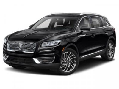 2019 Lincoln Nautilus Select (Pearl)