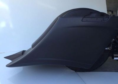 "Purchase 2014-16 HARLEY DAVIDSON 7""-14"" DOWN & OUT SADDLEBAGS, FENDER KIT FLH ROAD GLIDE motorcycle in Miami, Florida, United States, for US $1,395.00"