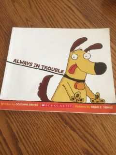 Always In Trouble Book