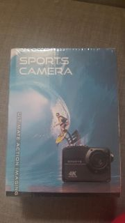 New in wrap ultra 4k sports action camera