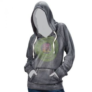 Sell Arctic Cat Junior's Team Arctic Burst Vintage Wash Hoodie - Gray - 5273-73_ motorcycle in Sauk Centre, Minnesota, United States, for US $64.99