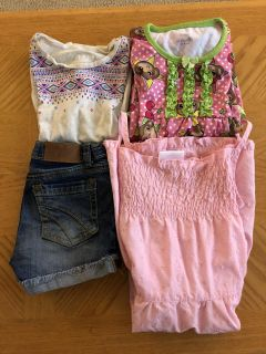 6t Girl Clothing
