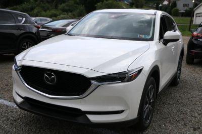 2018 Mazda CX-5 Grand Touring AWD (SNOWFLAKE WHITE PEARL MC)