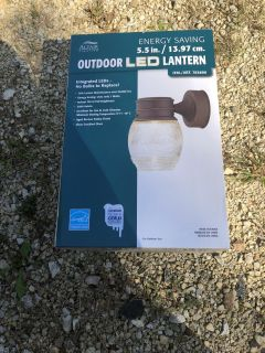Outdoor LED lanterns, have total of 3
