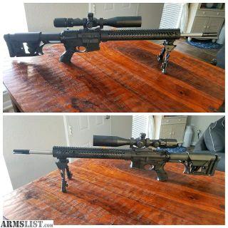 For Trade: WTT for quality handgun plus cash 6.5 Grendel Voodoo innovations AR