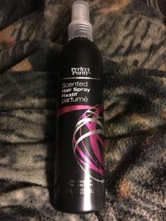 NIB Perfect Purity Scented Hair Spray 8 oz