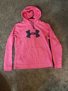 Pink Under Armour