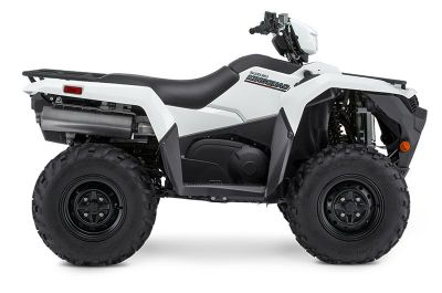 2019 Suzuki KingQuad 750AXi Power Steering Utility ATVs Linton, IN