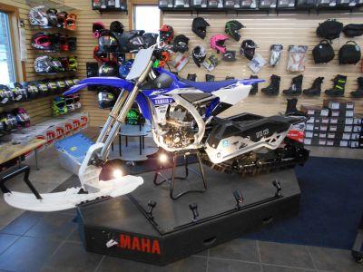 2017 Yamaha YZ450F Motocross Motorcycles Belvidere, IL