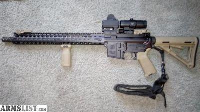 For Sale: FN 15 AR 15
