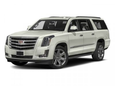 2018 Cadillac Escalade ESV Luxury (Crystal White Tricoat)