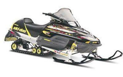 2002 Ski-Doo MX Z - Sport 500 RER Snowmobile -Trail Shawano, WI
