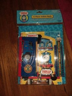 11pc Thomas the train back to school supplies
