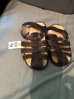 NWT Brown Sandals