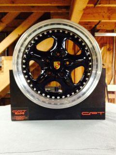 "Wtb: single 3-piece 18"" Porsche Cup 2 wheel- any condition"