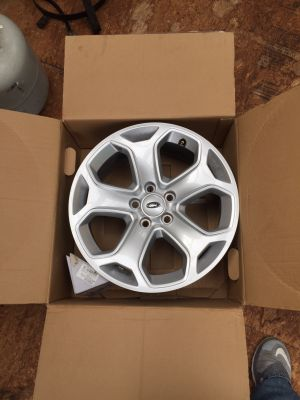 2012 Ford Edge OEM Wheels