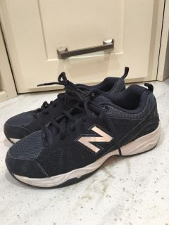 Size 3.5 Wide New Balance sneakers