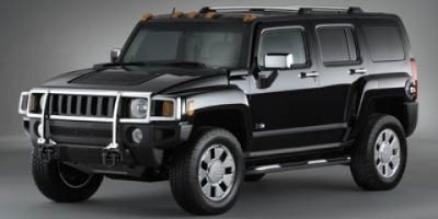 2007 HUMMER H3 Base (Victory Red)