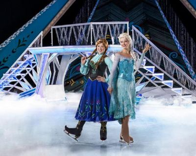 Disney On Ice Frozen Tickets at Baton Rouge River Center Arena on 05092015