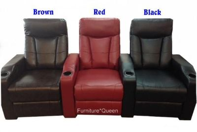 $629, Red theater seating