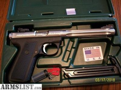 For Sale: rugers browning