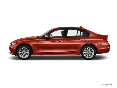2018 BMW 3-Series 320XI (Sunset Orange Metallic)