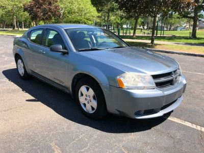 2009 Dodge Avenger SE (Gray)