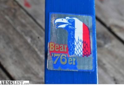 Want To Buy: LH Bear Recurve Bow