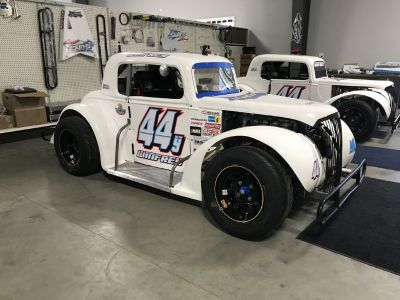 Legend Race Car